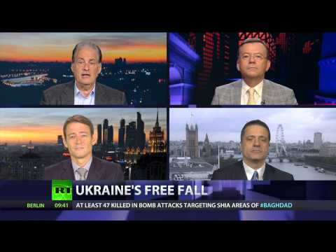 CrossTalk: Ukraine's Free Fall
