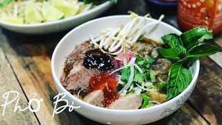 How to make The Best Vietnamese Pho Bo 2019 *SECRET INGREDIENT (Vietnamese Beef Noodle Soup 🍜)