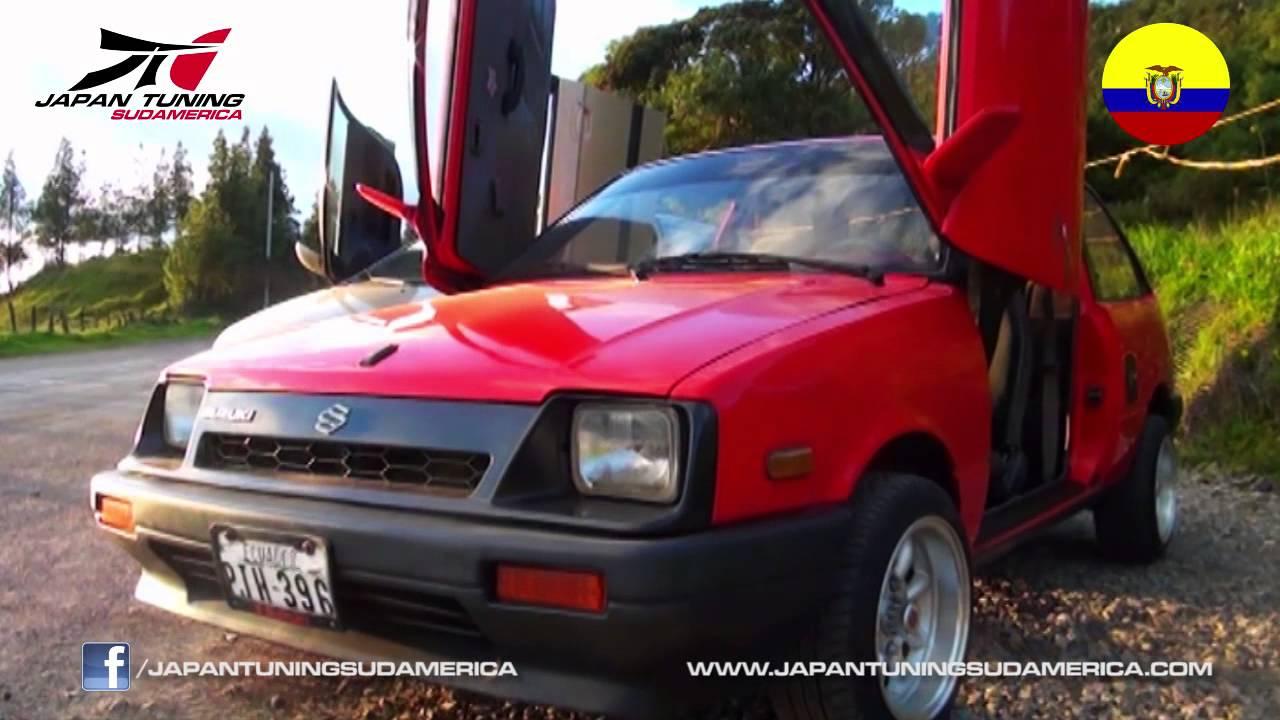 Suzuki Forza 1 Instalacion Lambo Doors En Toda Sudamerica