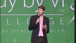 Blyth, Inc President Robert Goergen Jr. Speaks at ViSalus Sceinces National Success Training