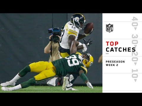 Top Catches of Preseason Wk 2  NFL 2018 Highlights