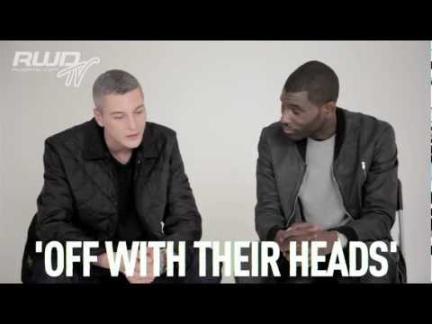 RWD's November Cover Stars Devlin and Wretch 32 Talk 'Off With Their Heads', albums and more