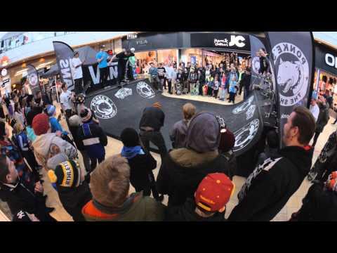 Ponke's Skate Day 2013