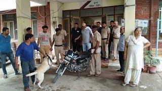 Karnal Aakhir Mil Gaya XEN Sahab Ka Chori Hua Dog Police Ne Dhund Nikala Kutta Chor Watch & Share