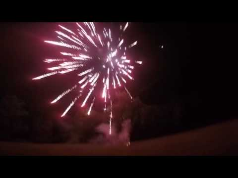 country house 4th of july