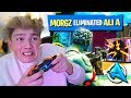 Kid thinks he's better at Fortnite than Ali-A...
