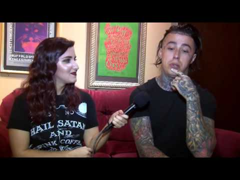 Falling In Reverse (Ronnie Radke) Interview With Rock Forever Magazine (russian Sub)