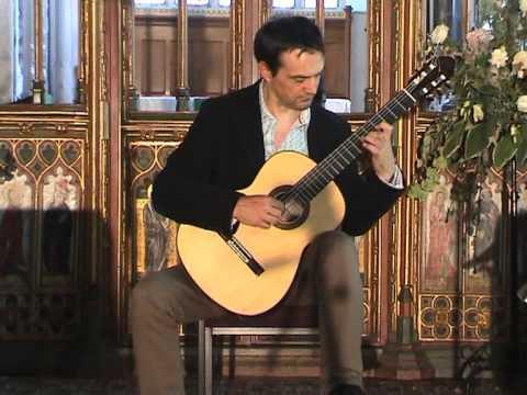 Andres Segovia - Segovia Study No 20
