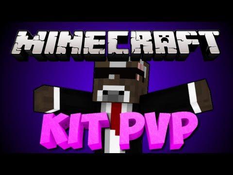 Minecraft KIT PVP Server Minigame