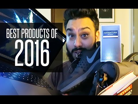BEST PRODUCTS OF 2016 | Tech, Fashion, Beauty, Luxury and Lifestyle