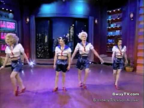 Broadway's LA CAGE AUX FOLLES on Regis & Kelly (Apr29, 2010)