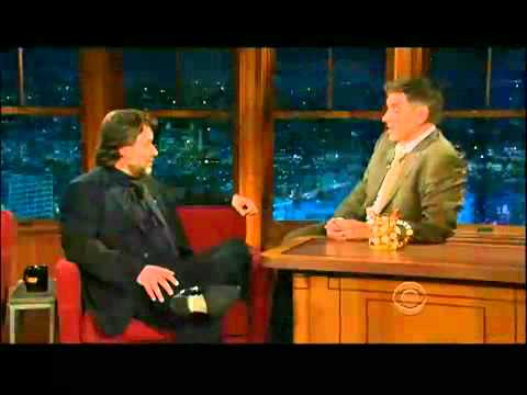 Russell Crowe interview 17-11-10 pt1