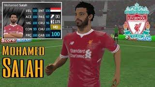 Mohamed Salah • Skills & Goals • Dream League Soccer 2018