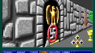 Wolfenstein 3D: E1L1
