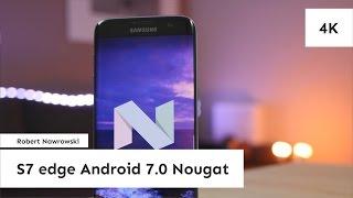 Samsung Galaxy S7 edge Android 7.0 Nougat G935FXXU1ZPK4 PL