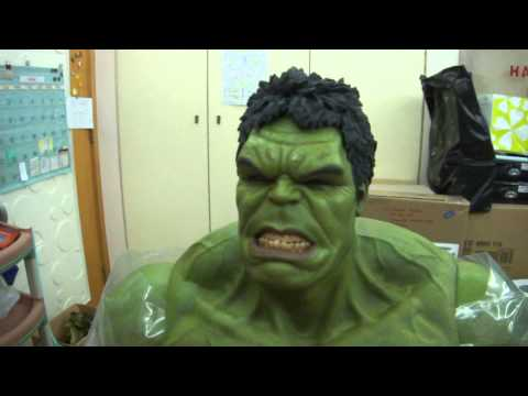 Hot Toys 1/6 Scale The Avengers HULK 16.5