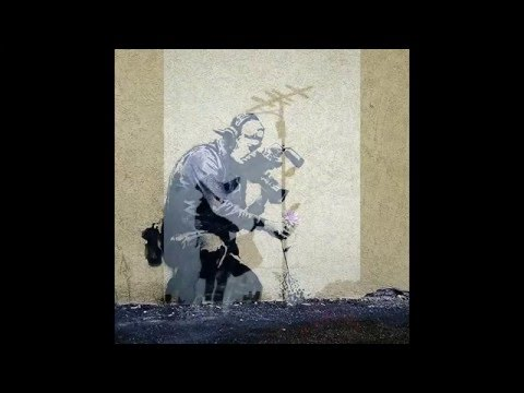 DJ V UK & Banksy Art Show PART1 HDV.mp4