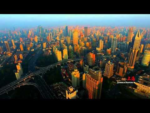 日出時上海有多美?《日出•上海》Sunrise in Shanghai 爲您呈現(2)  【超清版】