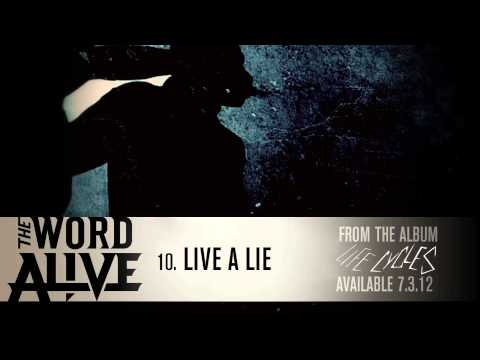 The Word Alive - Live A Lie