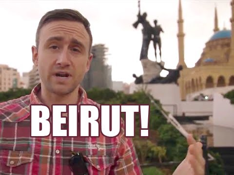 Visiting Beirut is CRAZY! | Don't Kill Eli #1