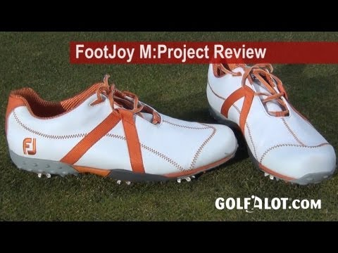 FootJoy M Project Golf Shoe Review by Golfalot
