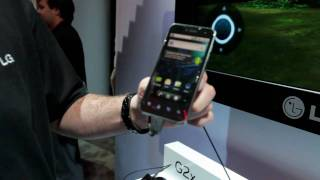 LG T-Mobile G2x with Google hands-on at CTIA Wireless 2011