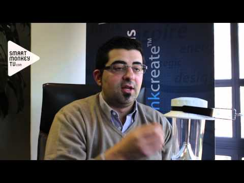 Jose Soares on the solar powered Wi-Fi lamp designed to change lives