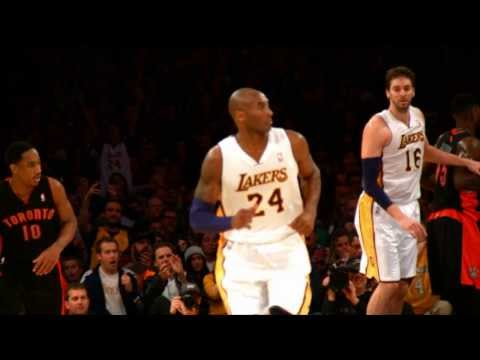 Phantom: Kobe Bryant's First Bucket Back