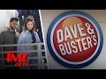 Selena Gomez & The Weeknd Date Night At Dave & Busters  TMZ TV -