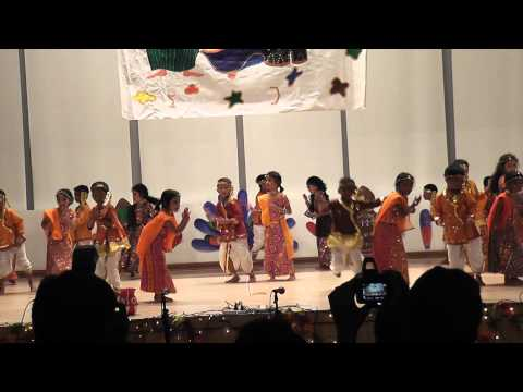 Rangeelo Maro Dolna by Students of  DPSSingapore