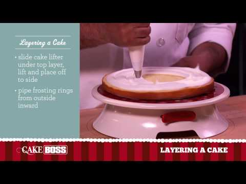 Cake Boss Piping Icing Recipe : Cake decorating techniques.