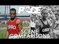 Race (2016)   Scene Comparisons