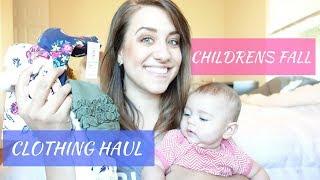 Children's clothing HAUL | Old navy + Target