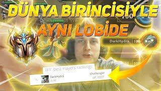 OYUNUMA DÜNYA TFT BİRİNCİSİ GELDİ ! | LEVO LOL TAKTİK SAVAŞLARI