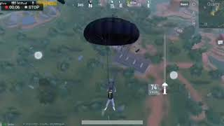 Land on top of any building in the Quarry (Sanhok) 3 times