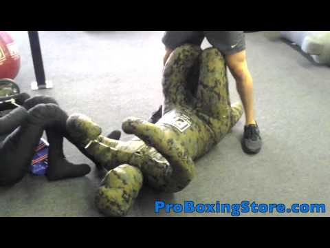 how to make a training dummy