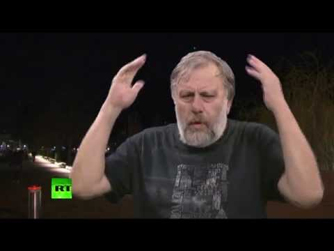Putin and Obama or Tom & Jerry? Discussing UNGA with Slavoj Zizek