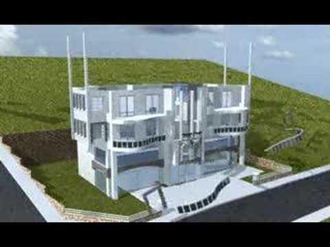 Bina inşaa animasyon