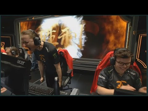Sounds Of The Game - Fnatic @ Worlds 2017