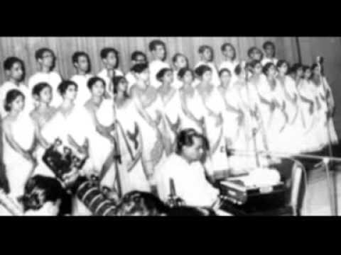 Debabrata Biswas O Rabindrasangeet video