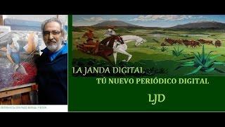 LA JANDA DIGITAL ENTREVISTA A PACO BERNAL PINTOR
