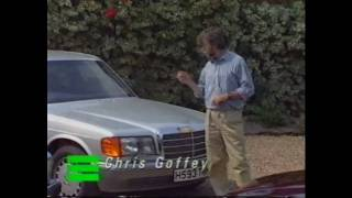 Old Top Gear 1990 - Lexus LS