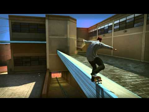 Tony Hawk's Pro Skater HD disponible en Xbox Live Arcade