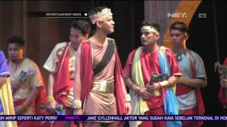 Citra Kirana Dan Andi Arsyil Bermain Teater