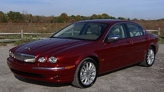 2002-2008 Jaguar X-Type Pre-Owned Vehicle Review - WheelsTV