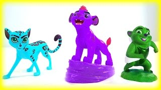 Disney Junior Lion Guard  Color Mix-Up Toy Game for Kids Children & Toddlers