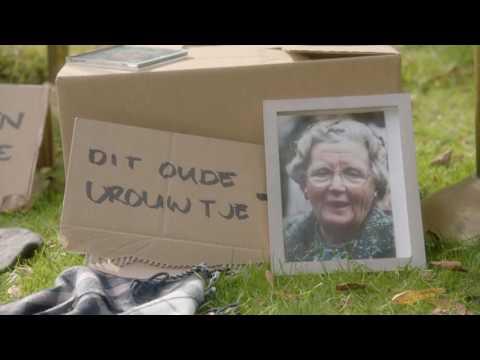 Koefnoen - Willem-Alexander en Maxima ruimen de zolder op