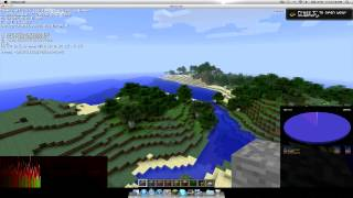 Macbook Pro Retina Display 2012 - Minecraft FPS Test