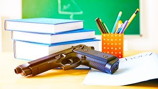 State Puts Guns In Teachers' Hands