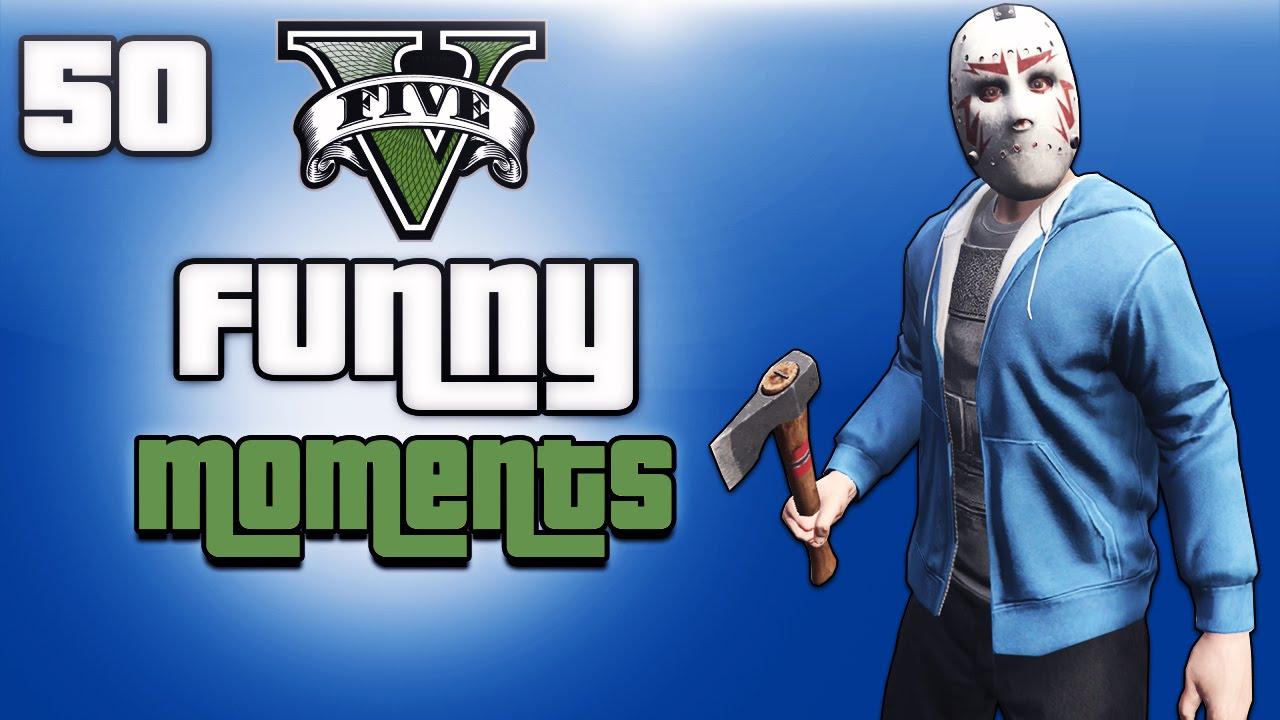 GTA 5 Next Gen Funny Moments  H2o Delirious Gta 5 Mask